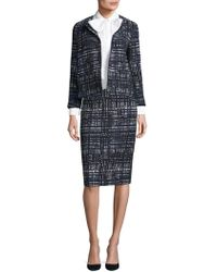 ESCADA - Long-sleeve Printed Jacket - Lyst