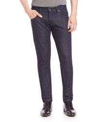 Giorgio Armani - Slim-fit Jeans - Lyst