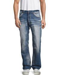 Affliction   Ace Fleur Chica Five-pocket Jeans   Lyst