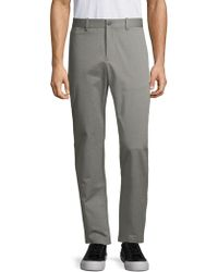 Perry Ellis - Straight Chino Trousers - Lyst