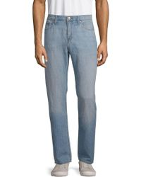 J Brand - Kane Straight Fit Jeans - Lyst