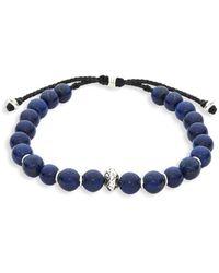 Saks Fifth Avenue - Link Up Pull Cord Beaded Bracelet - Lyst