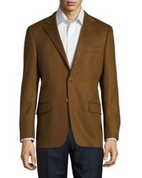 Hickey Freeman - Notch Lapel Cashmere Sportcoat - Lyst