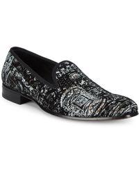 Mezlan - Velvet Loafer - Lyst