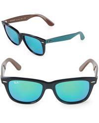 Ray-Ban - 54mm Wayfarer Sunglasses - Lyst