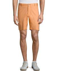 Peter Millar - Stretch Chino Shorts - Lyst