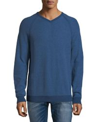 Tommy Bahama - Raglan-sleeve Cotton Jumper - Lyst