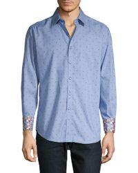 Robert Graham - Platt Printed Button-down Shirt - Lyst