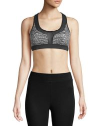 Just Live - Something To Talk About Sports Bra - Lyst