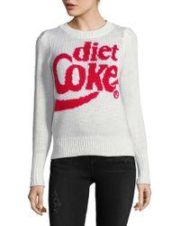 Wildfox - Diet Coke Sweater - Lyst