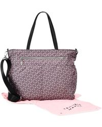MILLY - Patterned Diaper Bag - Lyst