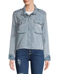 Pistola - Casual Denim Jacket - Lyst