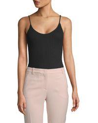 Rachel Pally - Bridger Ribbed Bodysuit - Lyst