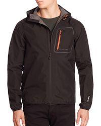 J.Lindeberg | Gore Paclite Hooded Jacket | Lyst