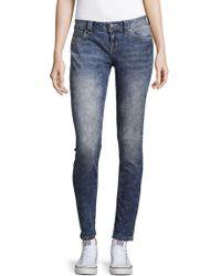 Miss Me - Mid-rise Skinny Jeans - Lyst