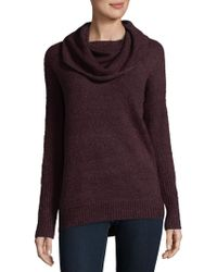 French Connection - Cowlneck Sweater - Lyst