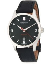 Victorinox - Alliance Stainless Steel Watch - Lyst
