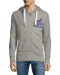 Superdry - Winter Sports Full-zip Hoodie - Lyst