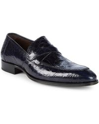 Mezlan - Sierpes Leather Dress Shoes - Lyst
