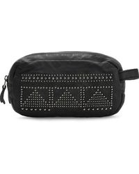 Liebeskind Berlin - Na Live Studded Leather Pouch - Lyst