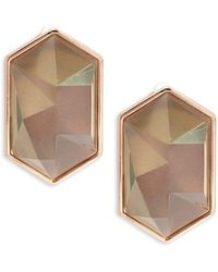 Nocturne - Lygia Clip-on Earrings - Lyst