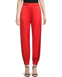 Lovers + Friends - Tristan Side Slit Joggers - Lyst