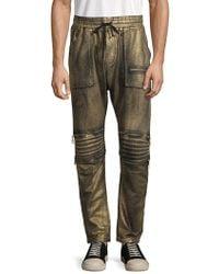 Robin's Jean - Harem Cotton Jogger Pants - Lyst