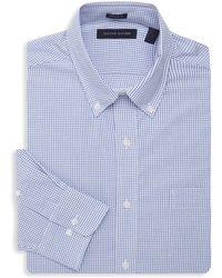 Tommy Hilfiger - Fancy Check Dress Shirt - Lyst