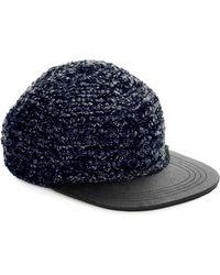 Eugenia Kim - Corey Wool Baseball Hat - Lyst