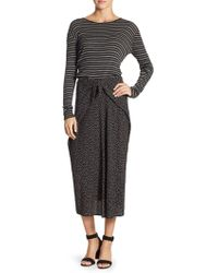 Vince - Graphic Day Skirt - Lyst
