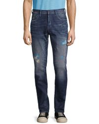 PRPS - Slim-fit Distressed Jeans - Lyst