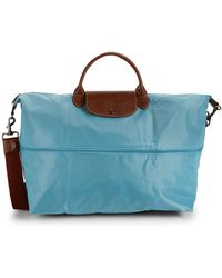 Longchamp - Foldable Travel Bag - Lyst
