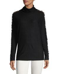 Ella Moss - Turtleneck Sweater - Lyst