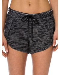 Betsey Johnson - Scalloped Shorts - Lyst