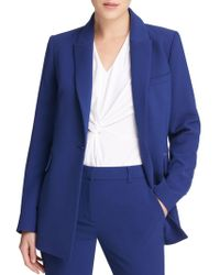 Donna Karan - Single-button Blazer - Lyst