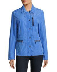 Basler - Long Sleeve Outdoor Jacket - Lyst