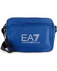 EA7 - Mini Duffel Bag - Lyst