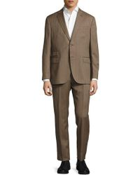 Michael Bastian - Wool Notch Lapel Suit - Lyst
