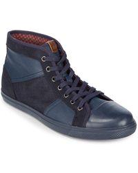 Ben Sherman - Mid-top Sneakers - Lyst