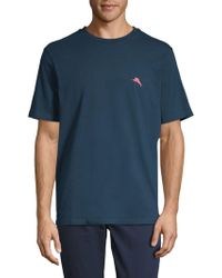Tommy Bahama - Island Crafted Waikiki Cotton Tee - Lyst