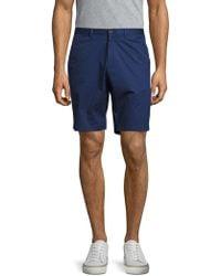 CALVIN KLEIN 205W39NYC Stretch-cotton Shorts