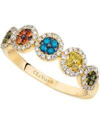 Le Vian - Exotics Multi-colored Diamond Ring - Lyst