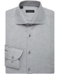 Saks Fifth Avenue - Collection Oxford Cotton Dress Shirt - Lyst
