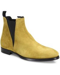 Acne Studios - Zack Slip-on Ankle Boots - Lyst