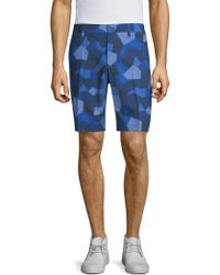 J.Lindeberg - Golf Eloy Micro Stretch Shorts - Lyst