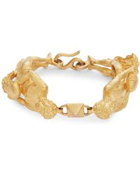 RED Valentino | Metallic Zodiac Bracelet | Lyst