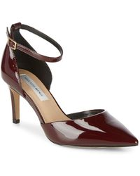 Saks Fifth Avenue - Mia Patent Leather D'orsay Pumps - Lyst