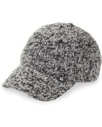 Block Headwear - Textured Baseball Cap - Lyst