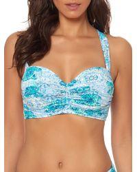 4ff3f8d1741114 Lyst - Women s Bleu Rod Beattie Beachwear Online Sale