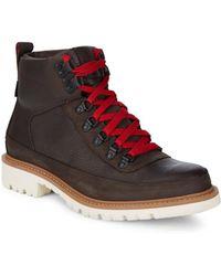 Cole Haan - Keatn Hiker Boots - Lyst